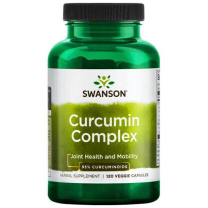 Swanson Curcumin complex 350mg - 120 kaps.