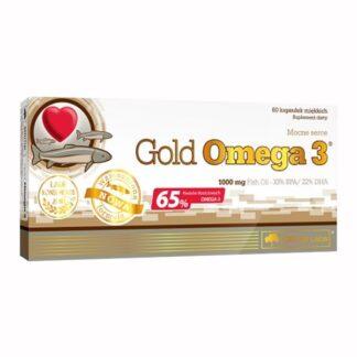 Olimp Gold Omega 3 - 60 kaps.