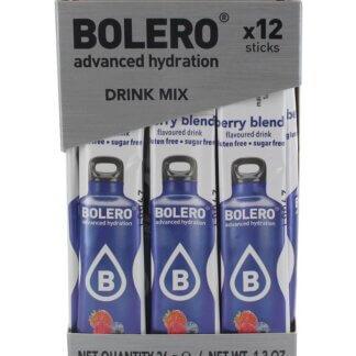 Bolero STICKS Berry Blend -12 szt.