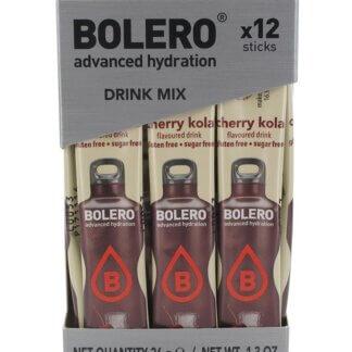 Bolero STICKS Cola Cherry -12 szt.