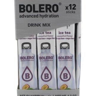 Bolero STICKS Ice Tea Passionfriut-12 szt.