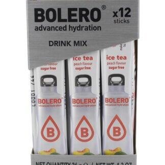 Bolero STICKS Ice Tea Peach-12 szt.