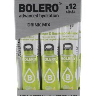 Bolero STICKS Lemon Lime -12 szt.
