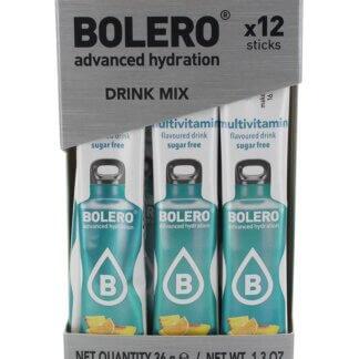 Bolero STICKS Multivitamin -12 szt.