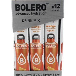 Bolero STICKS Orange -12 szt.