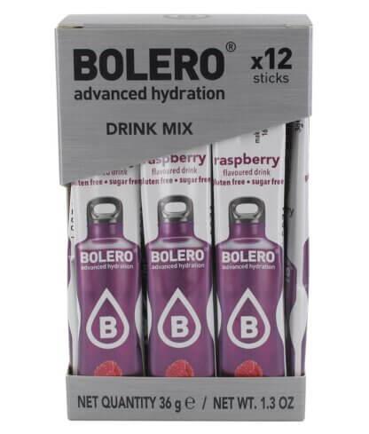 Bolero STICKS Raspberry-12 szt.