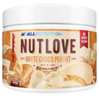 AllNutrition Nutlove White Choco Peanut - 500g