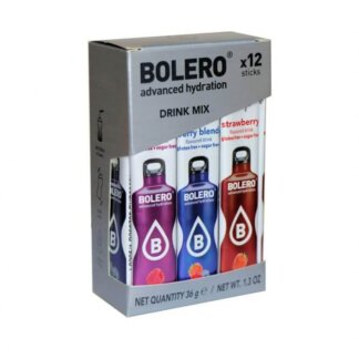 Bolero STICKS Berry Mix - 12 szt.
