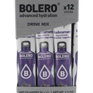Bolero STICKS Blackcurrant- 12 szt.