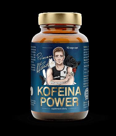 PharmoVit Kofeina Power - 90 kaps.
