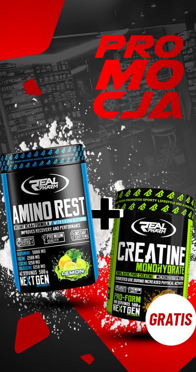 Amino Rest Creatine