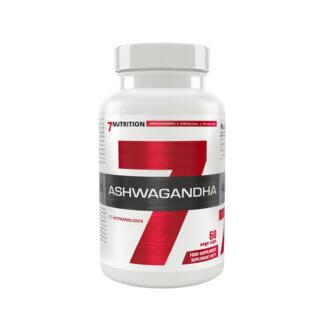 7Nutrition Ashwagandha - 60 kaps.