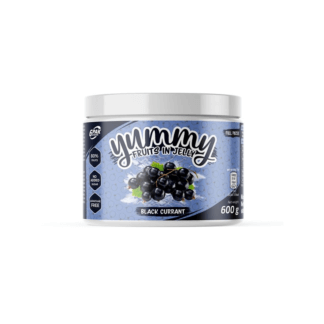 6Pak Yummy Fruits in Jelly Blackcurrant - 600g