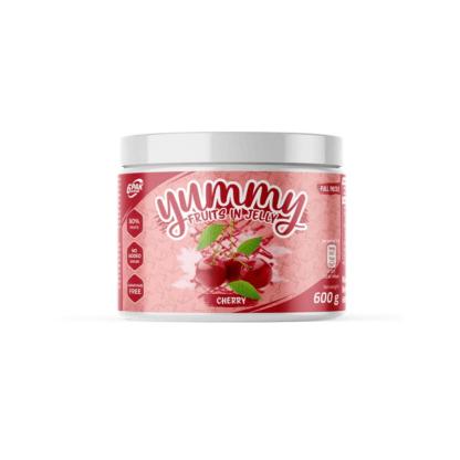 6Pak Yummy Fruits in Jelly Cherry - 600g