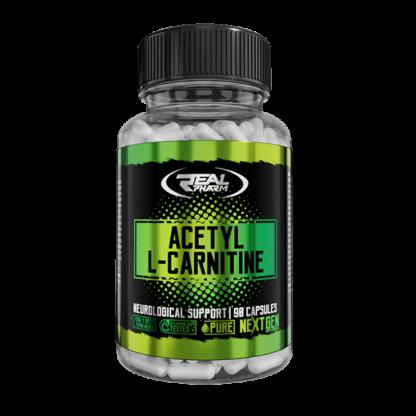 Real Pharm - Acetyl L-Carnitine - 90 kaps.