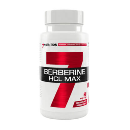 7Nutrition Berberine HCL Max - 90 kaps.