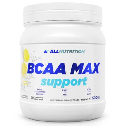 AllNutrition BCAA Max Support - 500g Cytryna