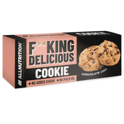 AllNutrition Fitking Delicious Cookie Chocolate Chip - 128g