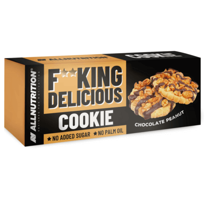 AllNutrition Fitking Delicious Cookie Chocolate Peanut - 128g