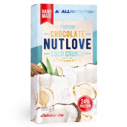 AllNutrition Protein Chocolate Nutlove Coco Crunch - 100g
