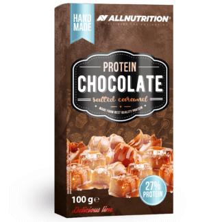 AllNutrition Protein Chocolate Salted Carmel - 100g