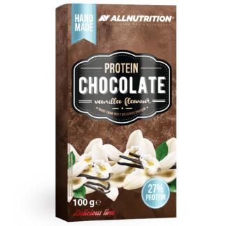 AllNutrition Protein Chocolate White Chocolate Vanilla - 100g