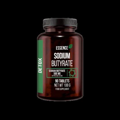 Essence Sodium Butyrate 500mg - 90 tabl.