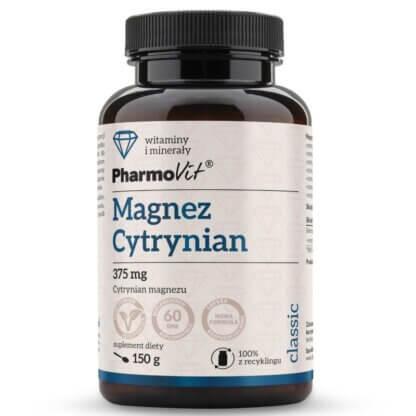 Pharmovit Cytrynian Magnezu - 150g