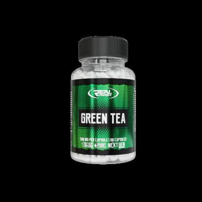 Real Pharm Green Tea - 90 kaps.