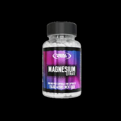 Real Pharm Magnesium Citrate - 90 kaps.