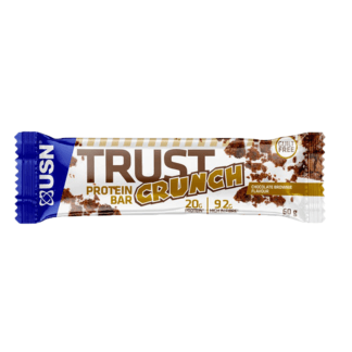 USN Trust Crunch Protein Bar - 60g Chocolate