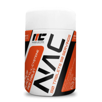 Muscle Care NAC - 90 tabl.