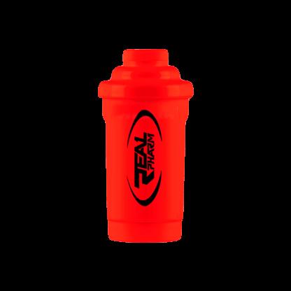 Real Pharm Shaker 600ml Czerwony